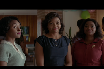 "Taraji P. Henson, Janelle Monae And Octavia Spencer Star In New ""Hidden Figures"" Movie"