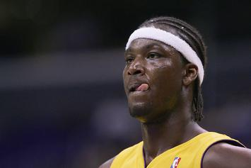 Kwame Brown Is Plotting A Return To The NBA