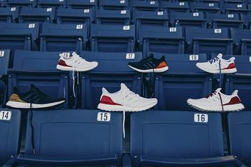 Adidas Unveils A Collection Of College Football Inspired UltraBoosts