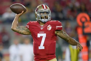 Colin Kaepernick Explains Why He Refused To Stand Up For The National Anthem
