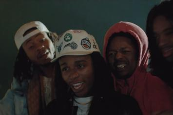 "Jacquees ""New Wave"" Video"