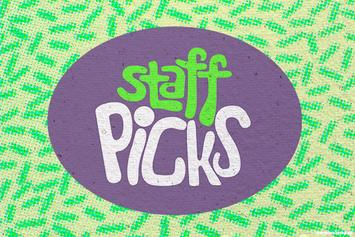 Staff Picks Playlist (September 3)