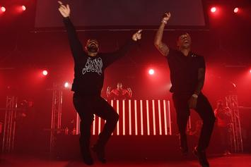 """Drake & Future Reportedly Targeted In Jewelry Robbery During """"Summer Sixteen"""" Tour"""