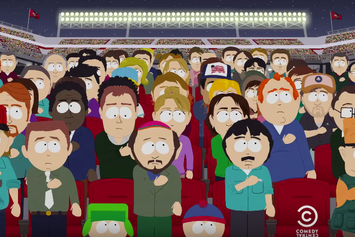 South Park's New Season Will Kick Off With An Episode About Colin Kaepernick
