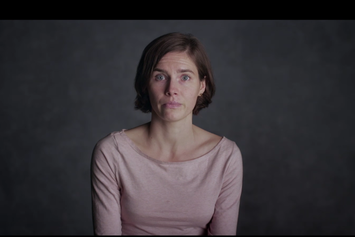 Netflix Releases Chilling Trailer For New Amanda Knox Documentary