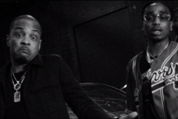 "T.I. Feat. Meek Mill, Quavo & RaRa ""Black Man"" Video"