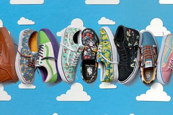 """Release Reminder: Vans """"Toy Story"""" Collection Drops Tomorrow"""