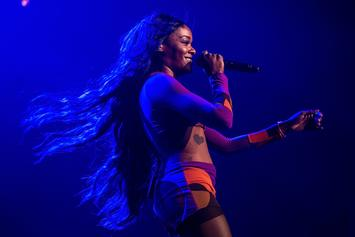 Azealia Banks Says She's Signing With RZA