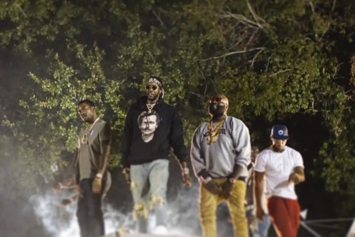 "Shooting Halts Rick Ross, Gucci Mane & 2 Chainz' ""Buy Back The Block"" Video In Atlanta"