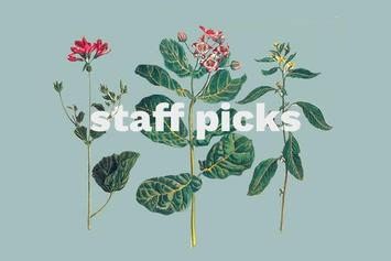 Staff Picks Playlist (October 21)