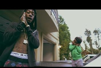 "Wiz Khalifa & Tuki Carter ""Sleep At Night"" Video"