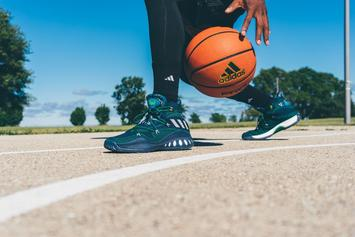 "Release Details For Andrew Wiggins' Adidas Crazy Explosive ""Away"" PE"