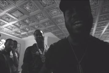 "Meek Mill Feat. Tracy T ""Way Up"" Video"
