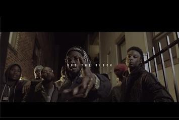 """Shy Glizzy """"Out The Block"""" Video"""