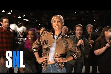 SNL Cast Does The Mannequin Challenge With Kristen Wiig