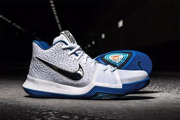 Nike Kyrie 3 Revealed In Detail