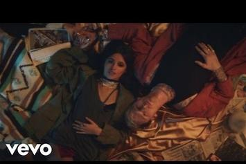"""MGK Feat. Camila Cabello """"Bad Things"""" Video"""
