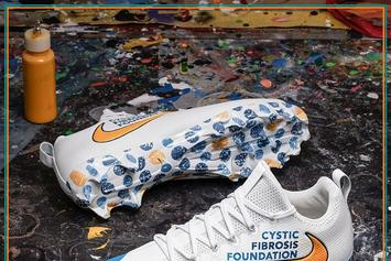 Preview The Custom Cleats That NFL Players Will Be Lacing Up For Week 13