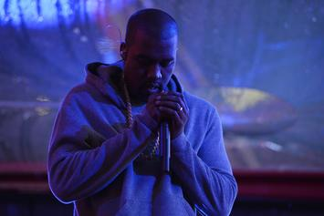 Kanye West's Hospitalization Reportedly Related To Change In Medication Intake