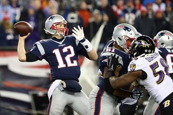 Patriots Fail To Cover Spread By 1 Point, Costs Bettor $100,000 Parlay