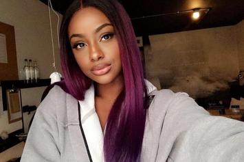 "Justine Skye Dropping ""8 Ounces"" EP At Midnight"