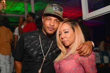 "T.I. Says Divorce With Tiny ""Ain't Your Business"""