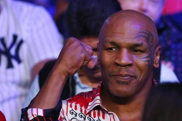 """Mike Tyson Drops Soulja Boy Diss Track """"If You Show Up"""""""