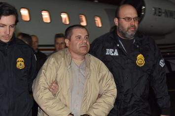 El Chapo Has Been Extradited To The US, Will Appear In Brooklyn Court Today