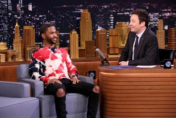 """Big Sean Explains Concept Behind The Cover Of """"I Decided"""""""