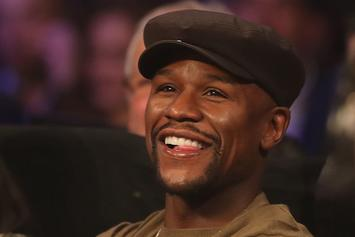 Floyd Mayweather Made A Ton Of Money Gambling On The NFC Championship Game
