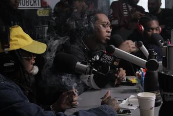 "Watch Migos Freestyle A Children's Book Over Their ""Bad & Boujee"" Beat"
