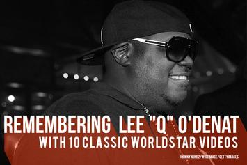 """Remembering Lee """"Q"""" O'Denat: With 10 Classic WorldStar Videos"""