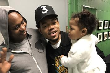 Dave Chappelle & Jimmy Butler Were Special Guests At Chance The Rapper's Open Mic Night