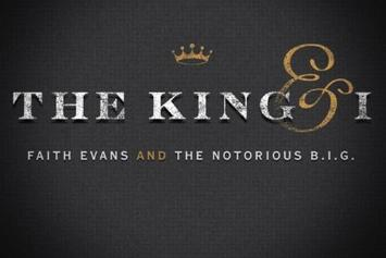 "Release Date & Tracklist Revealed For Faith Evans & Notorious B.I.G.'s ""The King and I"" Album"
