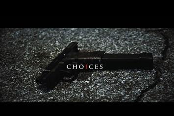 """Tracy T Feat. Rick Ross, Pusha T """"Choices"""" Video"""
