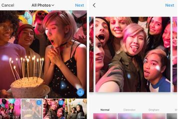 """Instagram Launches New Feature """"Carousel"""""""