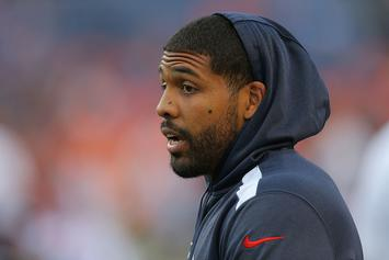 Arian Foster Explains Why He Could Take Down A Wolf One-On-One