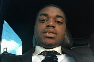 """Kodak Black Earns First Top Ten Single On Hot 100 With """"Tunnel Vision"""""""