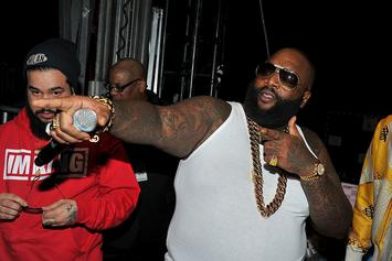Rick Ross Sues LMFAO Again For Copyright Infringement