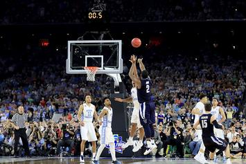 Watch 5 Of The Greatest NCAA Tournament Buzzer Beaters