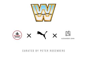 Peter Rosenberg Teases An Upcoming WWE x PUMA Sneaker Collab