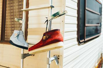 """BAIT x Clarks Wallabee """"Breaking Bad"""" Collection Revealed"""