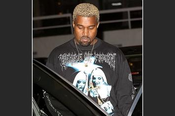 Metal Band Cradle Of Filth Shades Kanye West For Wearing Their Shirt