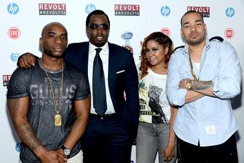 Diddy's Revolt TV Allegedly Fired 5 Producers For Being Old White Men