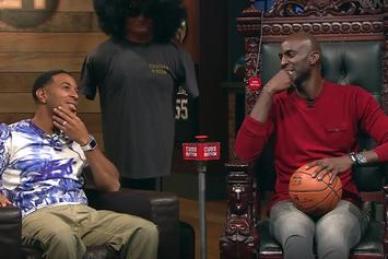 "Ludacris Joins Kevin Garnett On ""Area 21"""