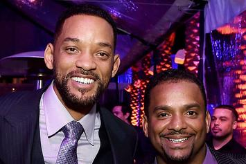 """Alfonso Ribeiro Posts """"Fresh Prince"""" Cast Reunion Photo, Remembers Uncle Phil"""