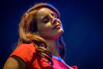 "Lana Del Rey Announces New Album ""Lust For Life"""