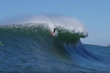 """Insane Video Shows World Surf League """"Biggest Wipeout Of The Year"""" Nominees"""