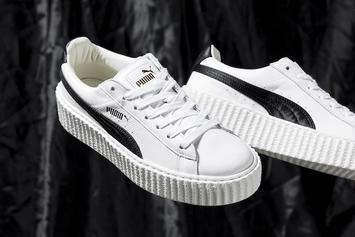 """Rihanna x PUMA Creeper """"Cracked Leather"""" Pack Drops Today"""