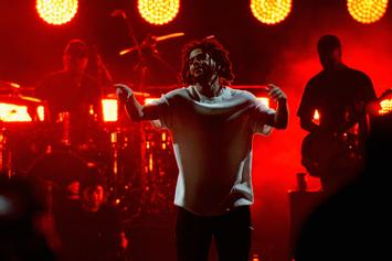 """J. Cole Premieres """"4 Your Eyez Only"""" Documentary On HBO"""